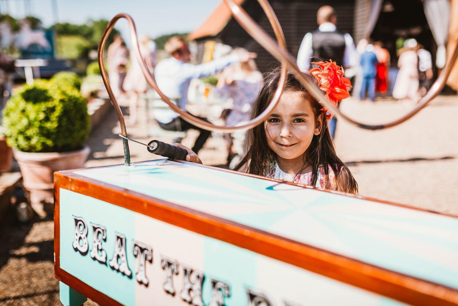 Fairground Rides & Stalls