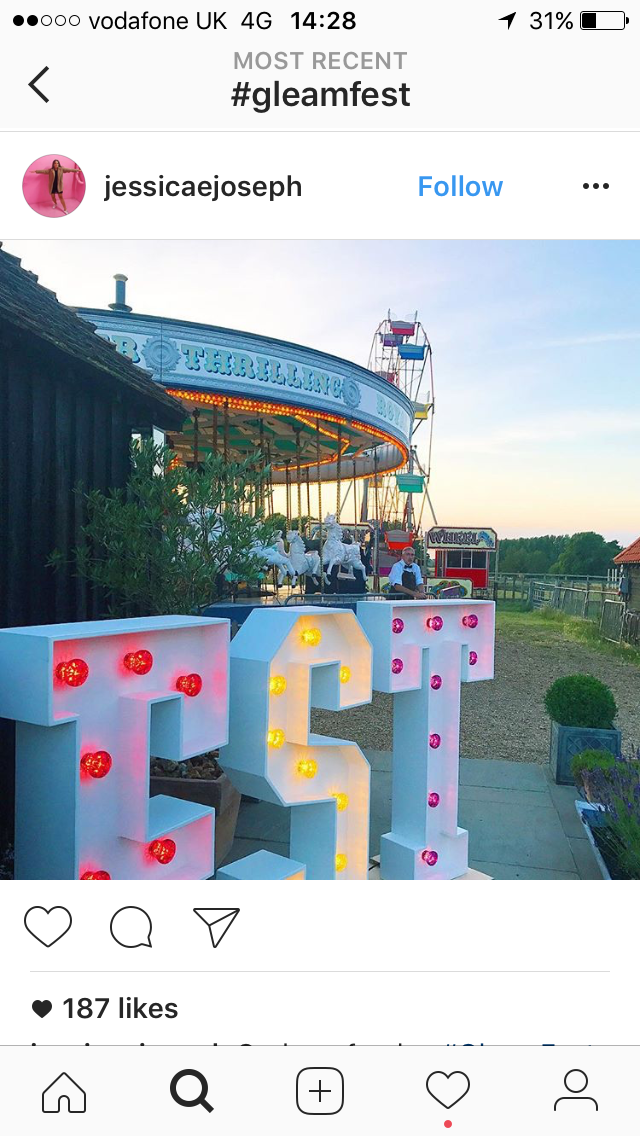 Your Own Festival Wedding With Ferris Wheel?