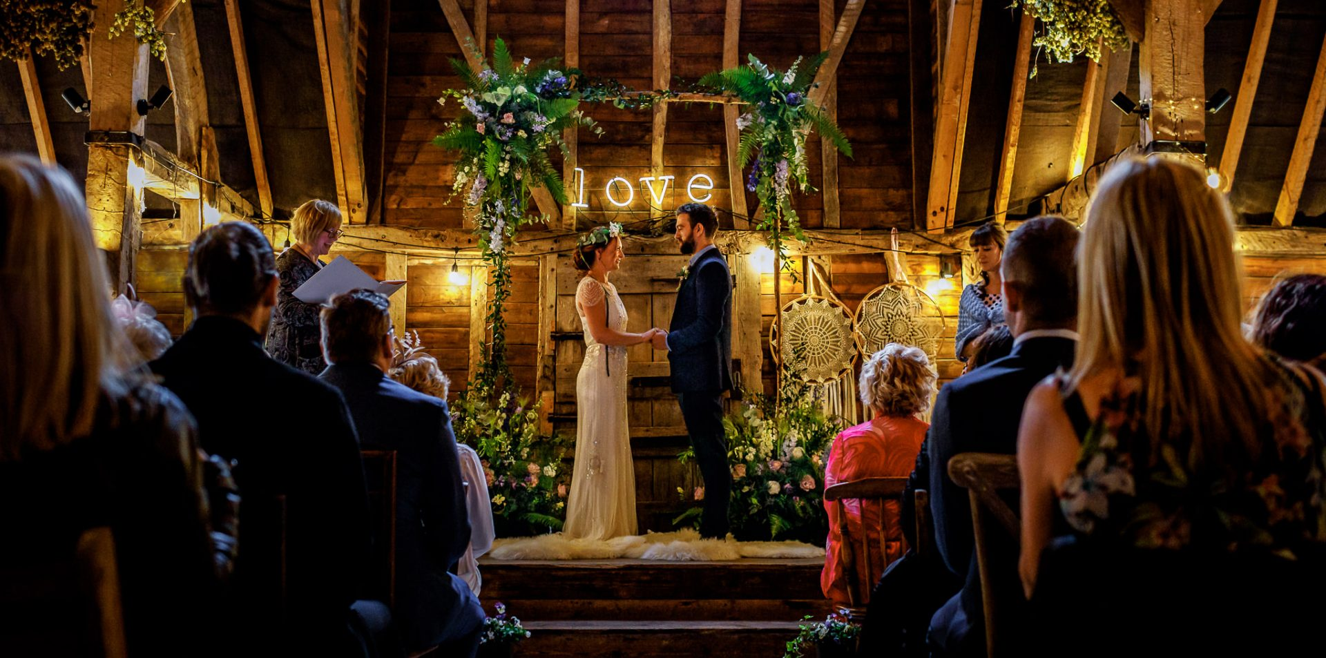 Barn Ceremony