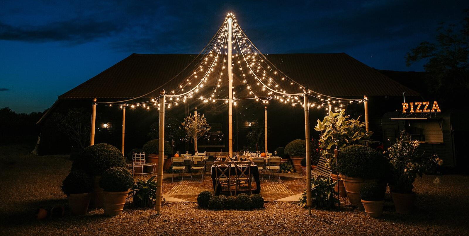 Our New Maypole Of Dreams - Outdoor Dining