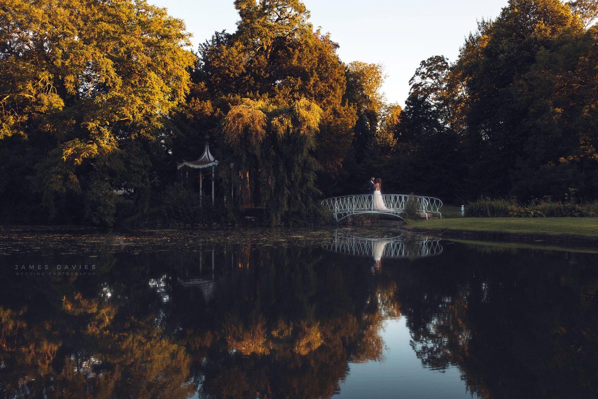 The Lakes & Footbridge